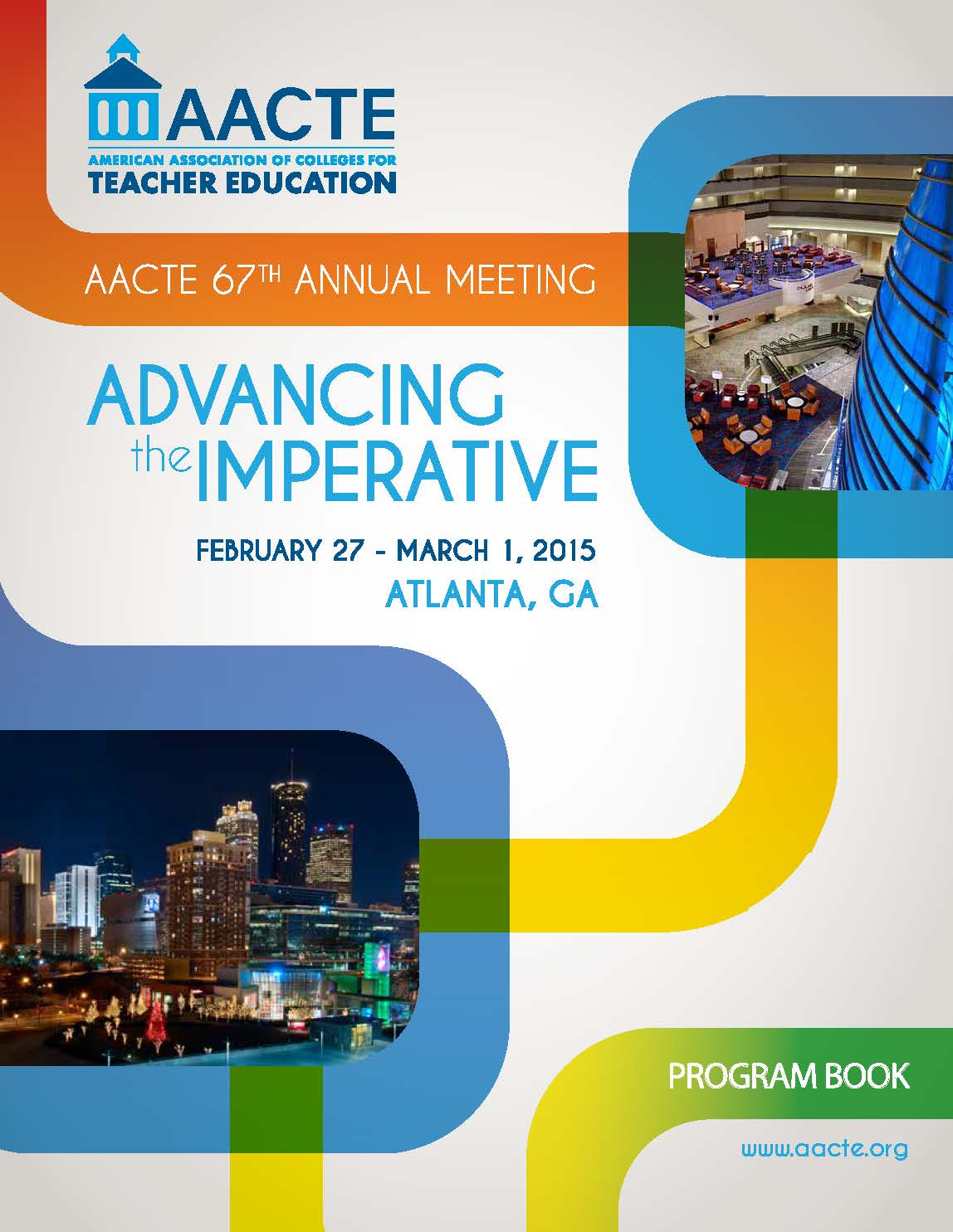 AACTE Program Book