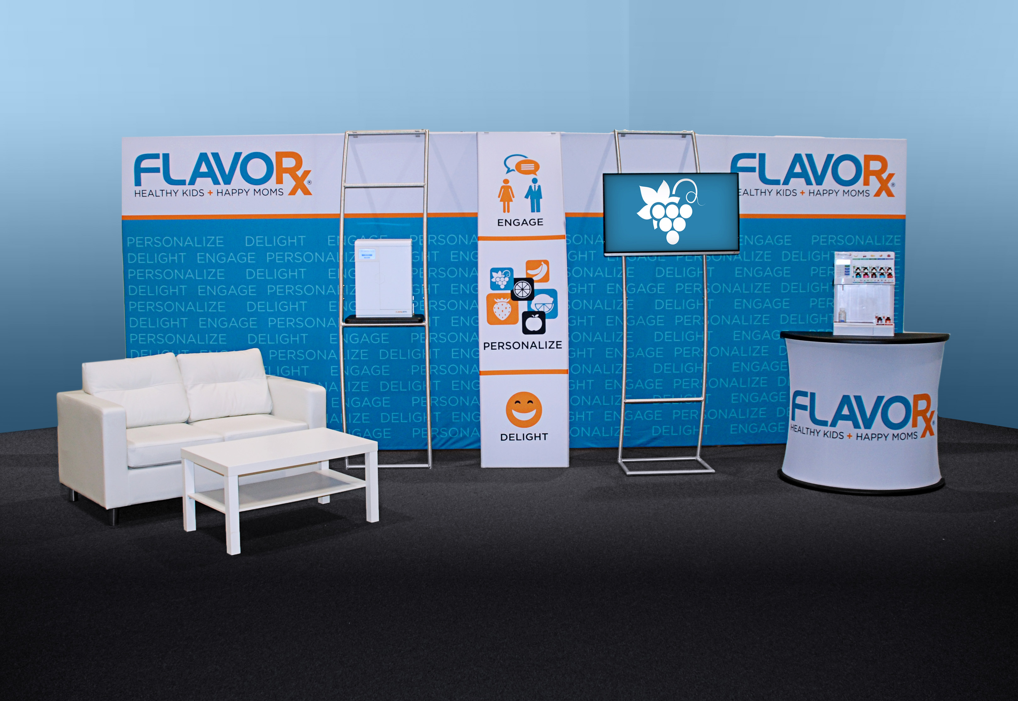 FLAVORx Booth